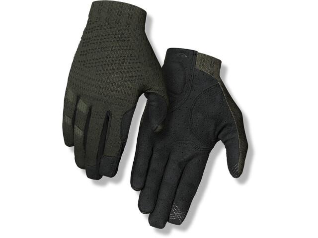 Giro Xnetic Trail Handschoenen Heren, olive